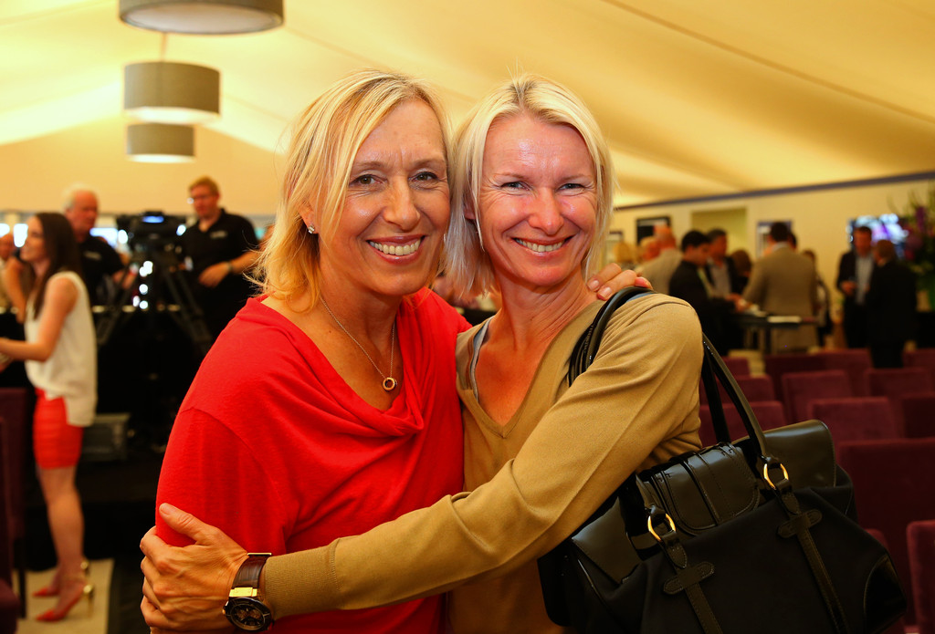 Martina Navratilova Family Photos, Wife, Father, Height, Net Worth