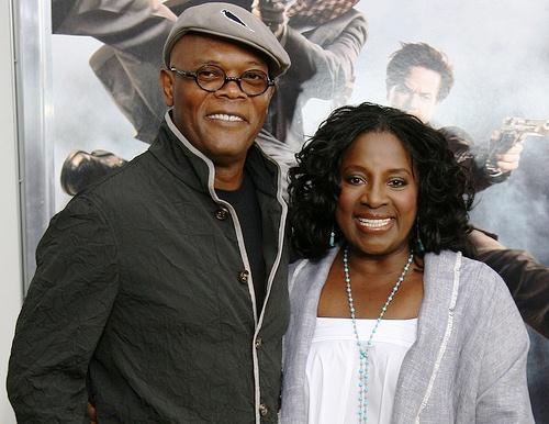 Samuel L Jackson Family Photos, Wife, Daughter, Top Movies