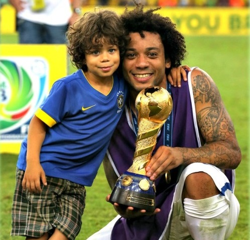 Marcelo Vieira Family Photos, Age, Son