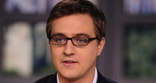 Chris Hayes Wife, Age, Family Photos, Net Worth