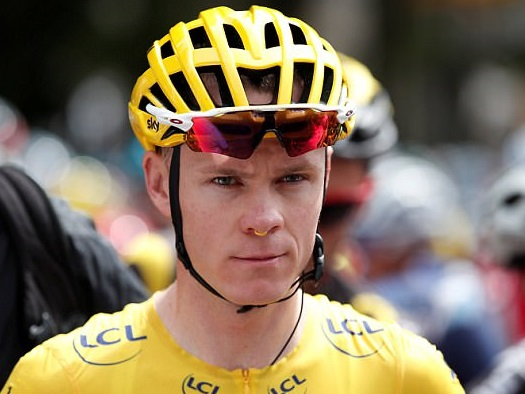 Chris Froome Family, Wife, Children, Age, Height, Net Worth
