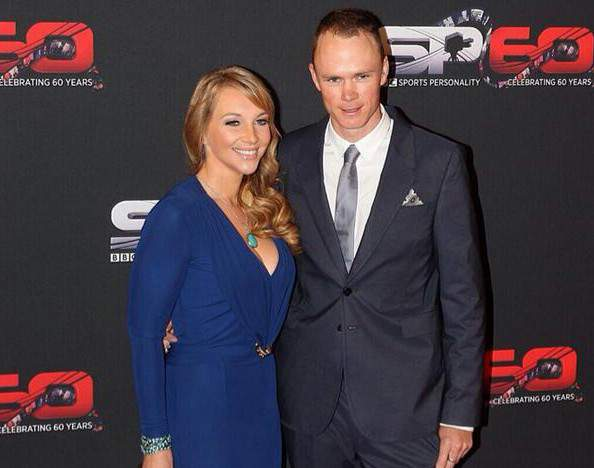 Chris Froome Family, Wife, Children, Age, Net Worth