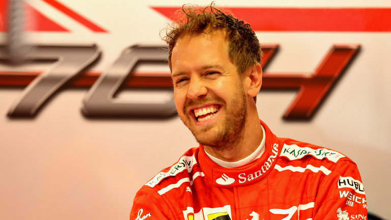 Sebastian Vettel Family Photos, Wife, Daughter, Age, Height, Net Worth