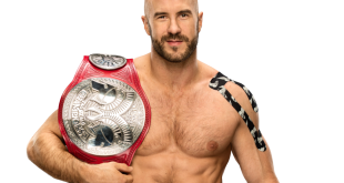 WWE Cesaro Wife, Age, Height, Real Name Family Pictures