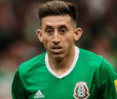 Hector Herrera Wife, Family, Height, Weight