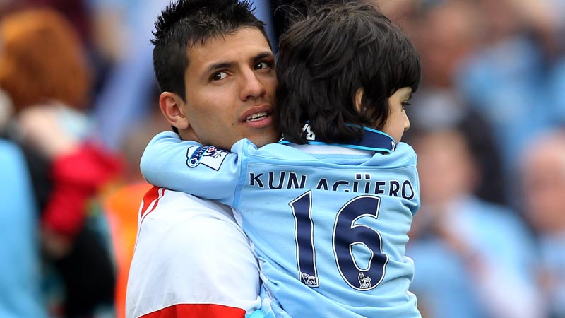 Sergio Aguero Wife, Current Girlfriend, Son, Age, Height