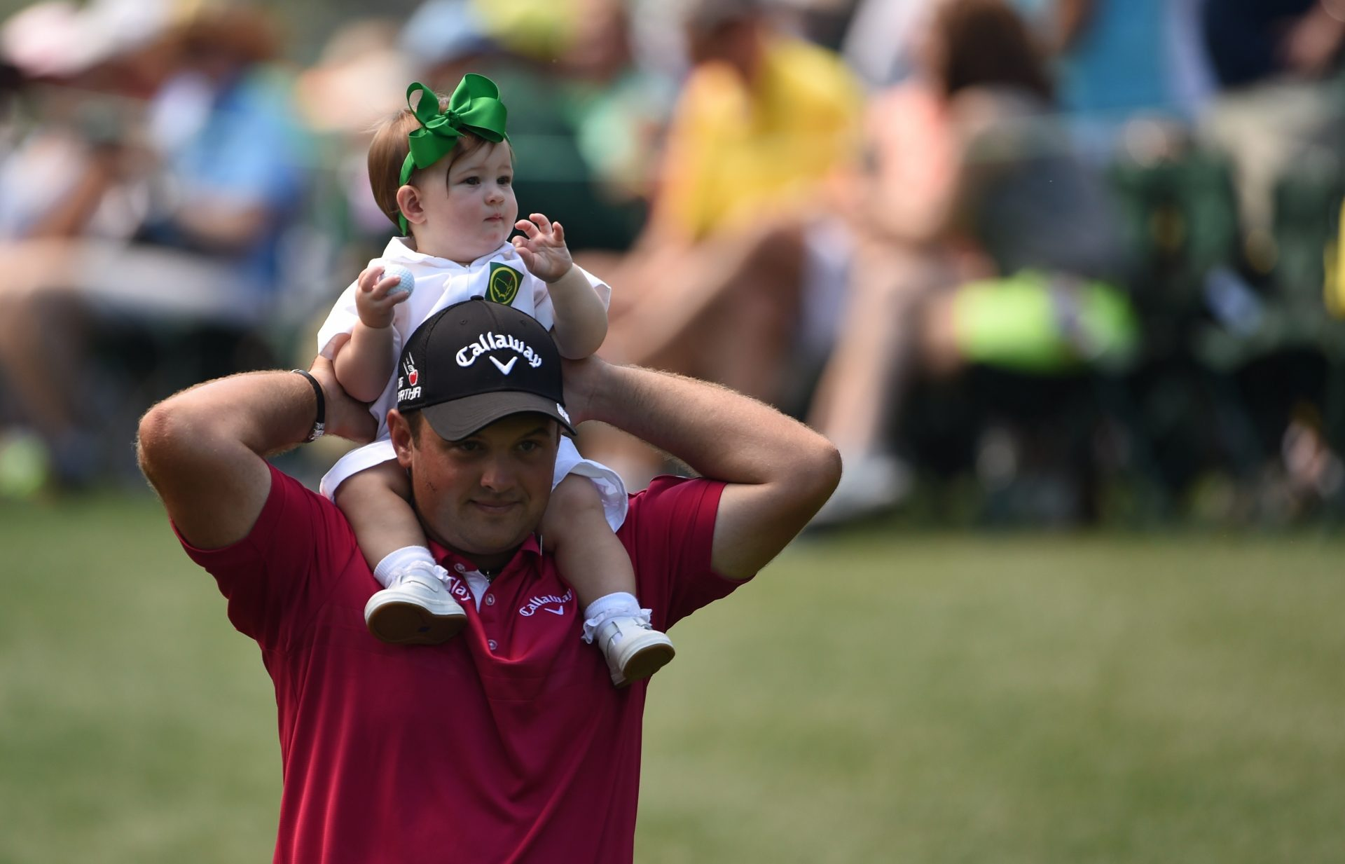 Patrick Reed Wife, Age, Daughter, Net Worth