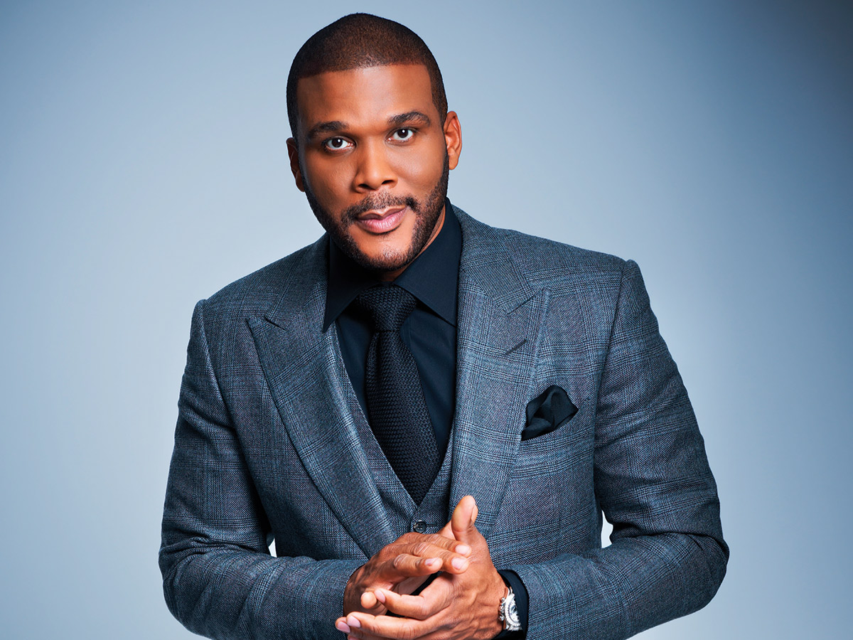 Tyler Perry Wife, Son, Age, Height, Net Worth, House