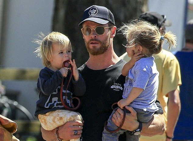 Chris Hemsworth Wife, Kids, Age, Net Worth