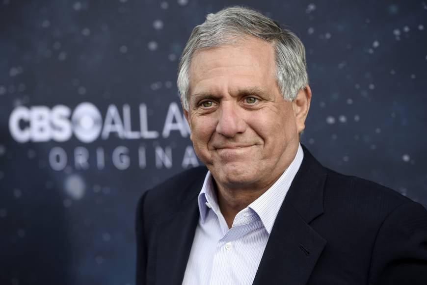 Les Moonves Net Worth, Wife, Children, Age