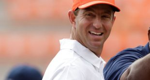 Dabo Swinney Family Photos, Wife, Kids, Son, Height