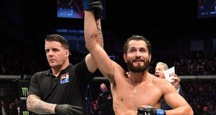 a good ufc star Jorge Masvidal