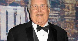 a brilliant Chevy Chase