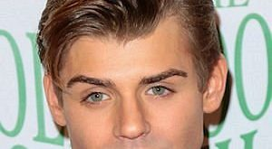 a actor Garrett Clayton