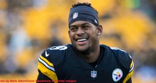 Juju Smith Schuster Family Nationality Parents