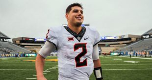 a skillful coming Mason Rudolph is here