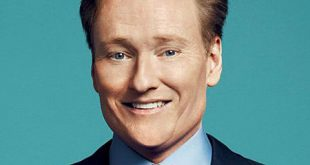 the handsome Conan O'Brien is