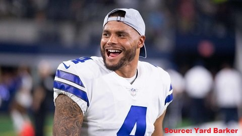 Dak Prescott parents nationality and girlfriend or family