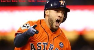 a good George Springer in baseball