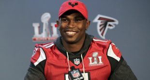 a good Julio Jones sportsperson
