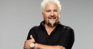 The Guy Fieri family is there