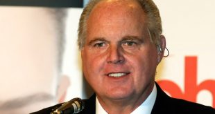 a real talent Limbaugh is now